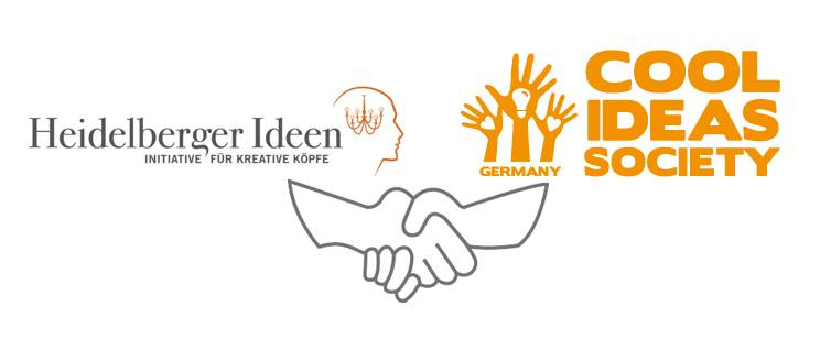 Cool Ideas Society und die Heidelberger Ideen